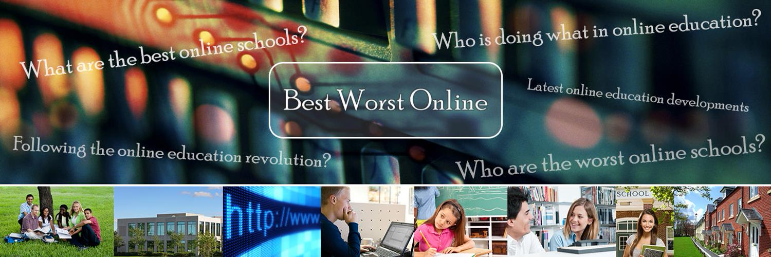 Higher Education authority & online university developer. Author-BEST & WORST ONLINE SCHOOLS in the World -the FREE Annual eBook since 2003