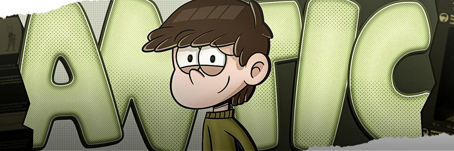 I'm just a guy that likes talking about animation. Banner by @TheAlphaJayShow Profile picture by @NickTheIrken Patreon: patreon.com/AnimatedAntic