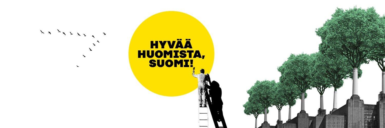 Tulevaisuusorganisaatio, joka tekee töitä Suomen kilpailukyvyn ja suomalaisten hyvinvoinnin edistämiseksi. Building a successful Finland for tomorrow's world.