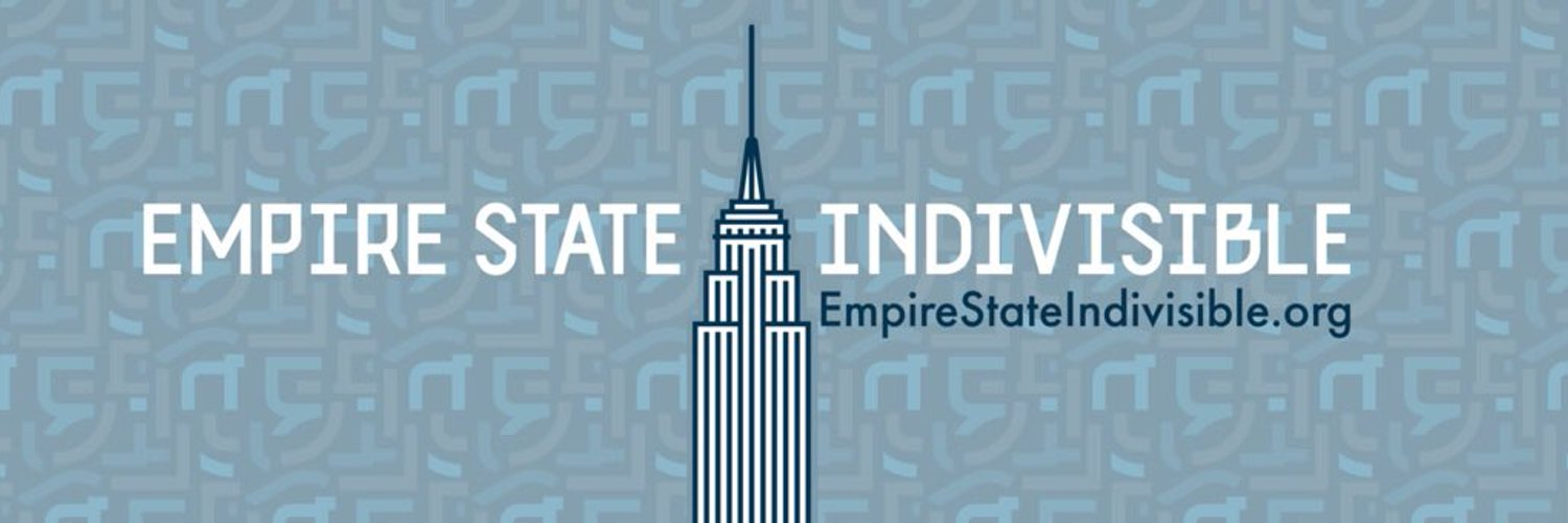 We work with @indivisibleteam to defend New York against the Trump administration and those who enable its policies.