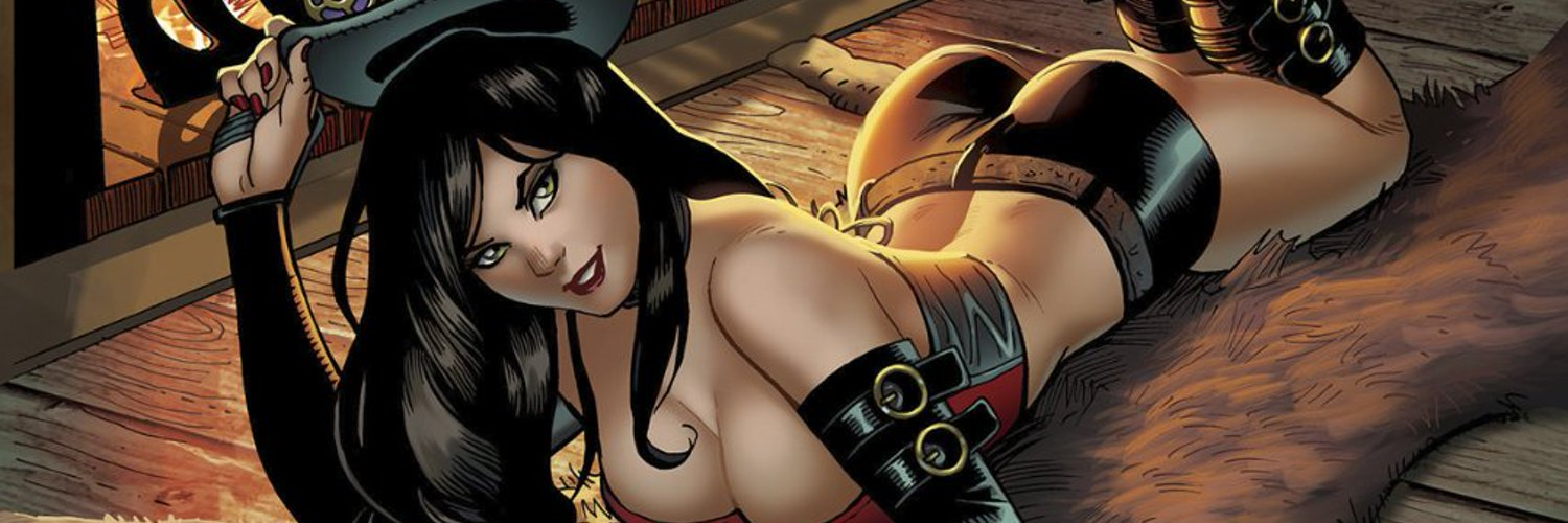 Comic-book and cover artist (DC Bombshells, WonderWoman 77, Lady Death)
