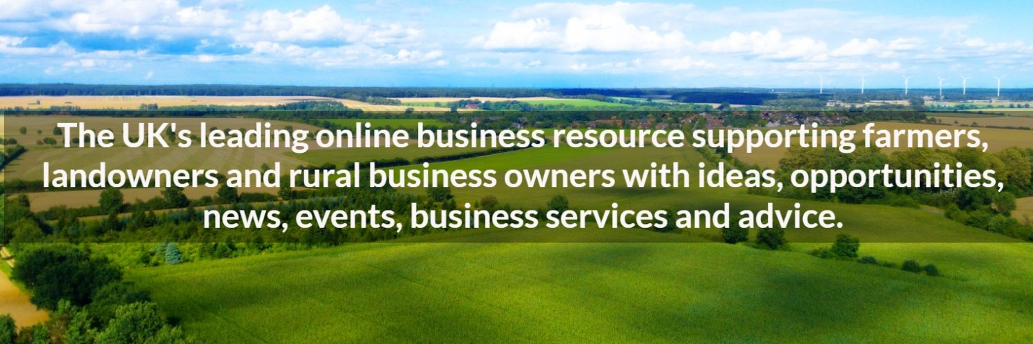 An online business resource supporting farmers, landowners and rural business owners. Ideas, opportunities, news, events, business services and advice.