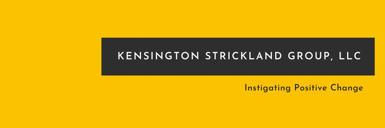 Co-Principal, Kensington Strickland Group, LLC. Nonprofit Leader. Consultant. Proud @oberlincollege and @UMich Alum.