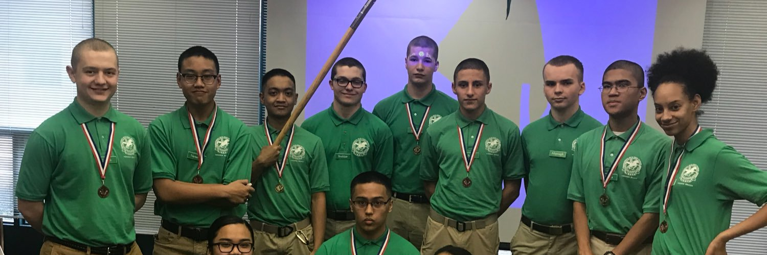 GR/GRC/ILAB NJROTC: It's official, our NJROTC is going to Area Five (State) Championship. They also clinched 1st pl… https://t.co/tGAOz9d9YJ