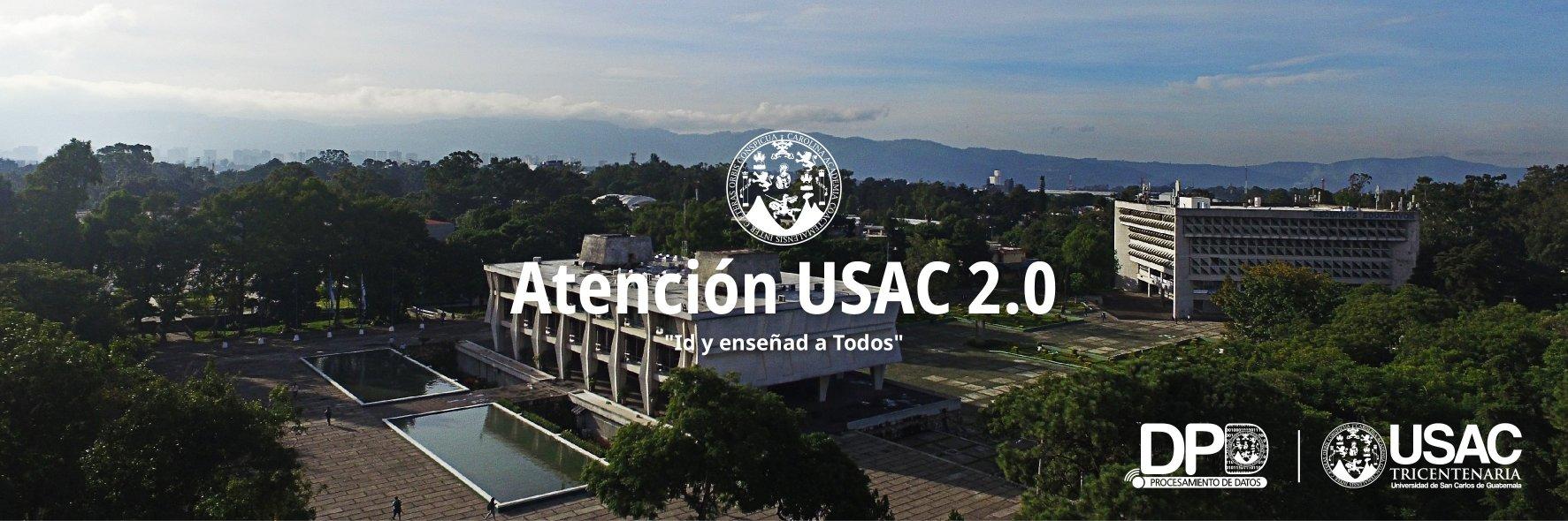 Universidad de San Carlos de Guatemala's official Twitter account