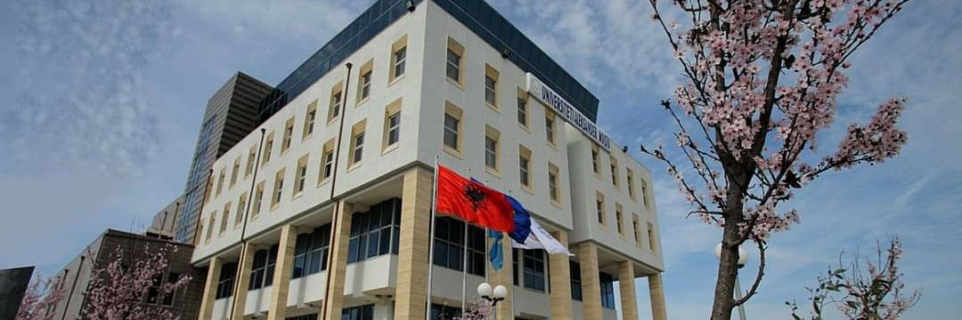 Universiteti Aleksandër Moisiu, Durrës's official Twitter account