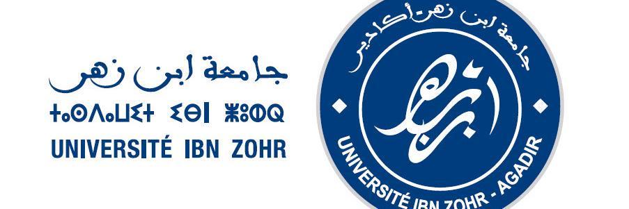 Université Ibn Zohr's official Twitter account