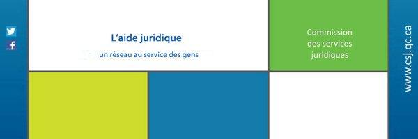 Commission des services juridiques Profile Banner