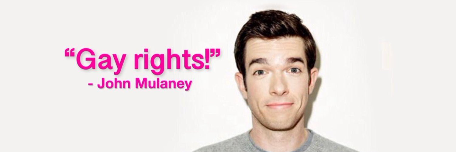 because he never forgets a bitch ever (not the real john mulaney btw)