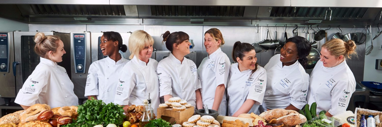 #WomenInFood is @Compassgroupuk initiative to promote gender diversity & improve the culture in kitchens. Interested? DM/email womeninfood@compass-group.co.uk