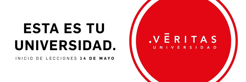 Universidad Veritas's official Twitter account