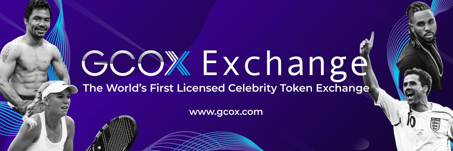 GCOX is a highly-anticipated cryptocurrency exchange that offers an unprecedented platform for global celebrities to issue personalized tokens.