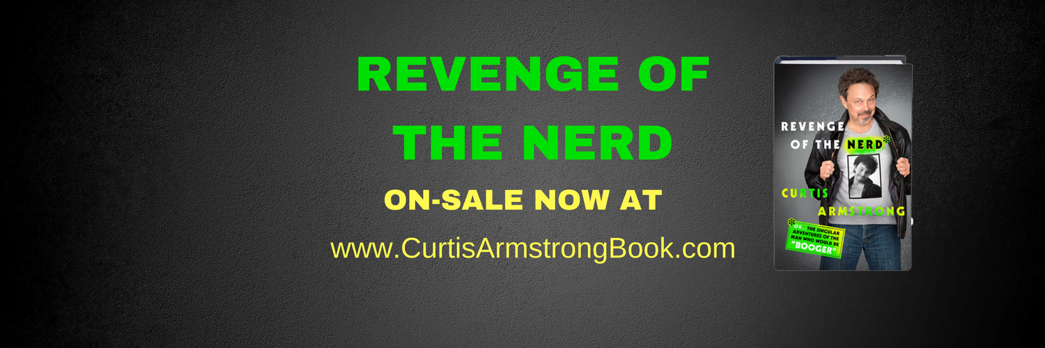 Actor. Bibliophile. Feminist. Nerd. Author of the memoir Revenge of the Nerd, now available from St. Martin's Press. A fop by day. But after dark, I ride.