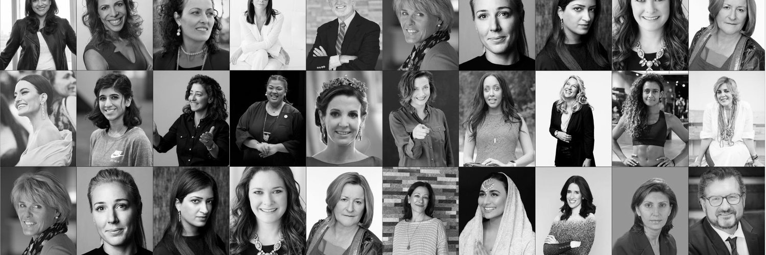 Chart-topping podcast giving women and men around the world access to female role models, their inspirational stories and tools for success. 144 Countries ++