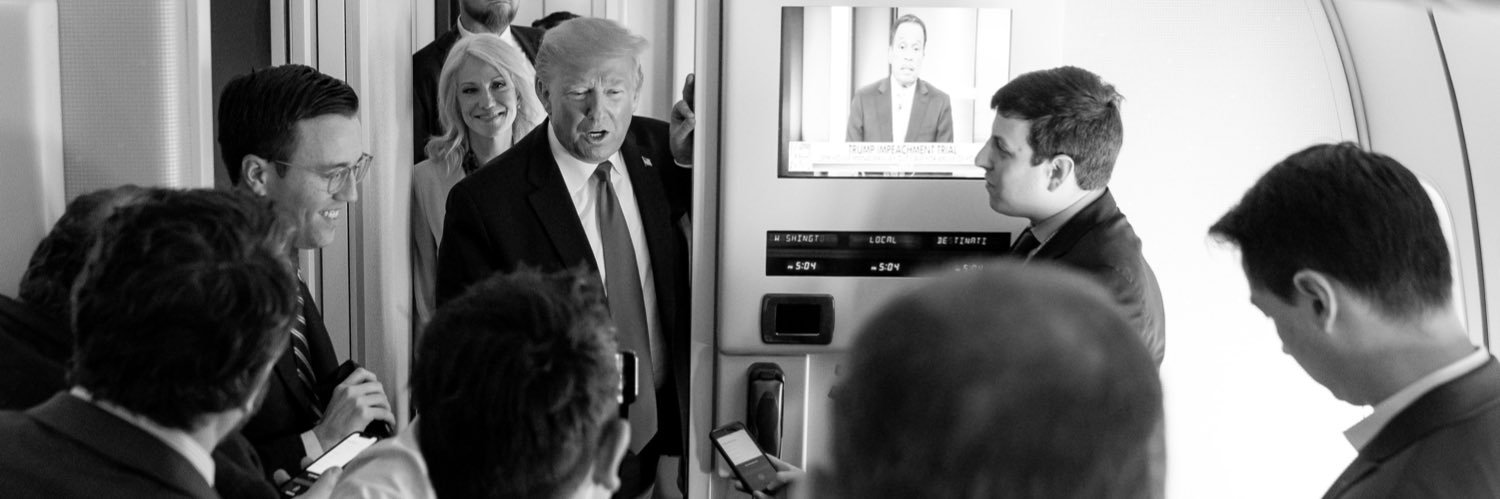 Had the privilege of accompanying President @realdonaldtrump to Walter Reed where he visited with wounded veterans.… https://t.co/54aexU8ioD