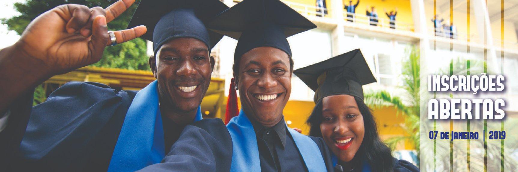 Universidade Lusíada de Angola's official Twitter account