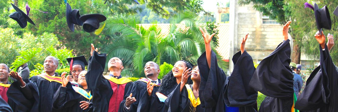 Laikipia University's official Twitter account