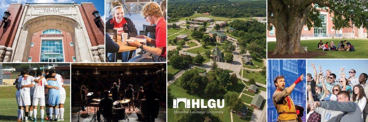 Hannibal-LaGrange University's official Twitter account