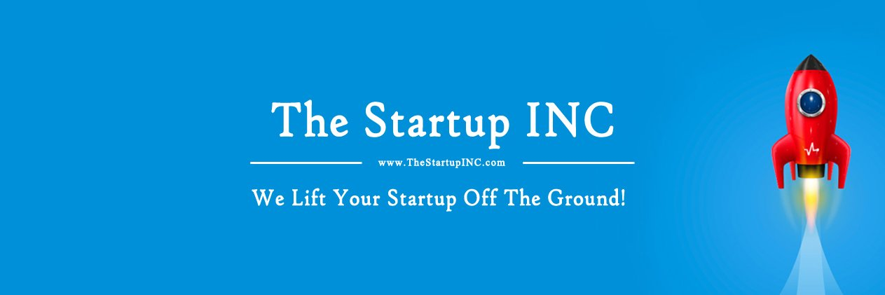 The Startup INC cover image