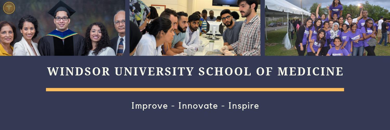 Windsor University School of Medicine's official Twitter account