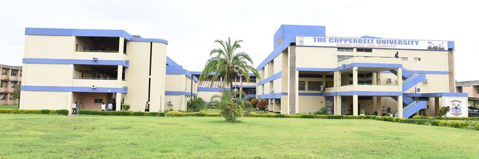 The Copperbelt University's official Twitter account