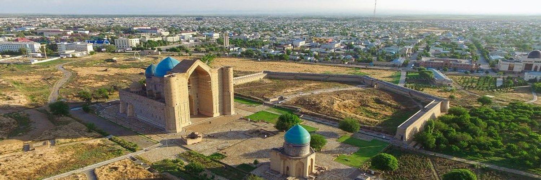 примеру, картинка города туркестана вальс это