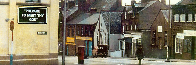 #OnThisDay in 1978 the IRA murdered Jacob Rankin, 37. Married father of 3. Full time RUCR shot leaving Castlederg S… https://t.co/TRWS0mWqAs
