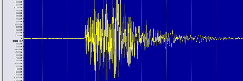 Secousse le 03 Aout à 23h16 de magnitude 3.5 localisée à 6km nord de Ain El karma w. Oran
