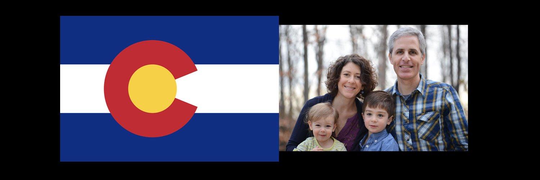 Democratic nominee for Colorado State Representative - HD9