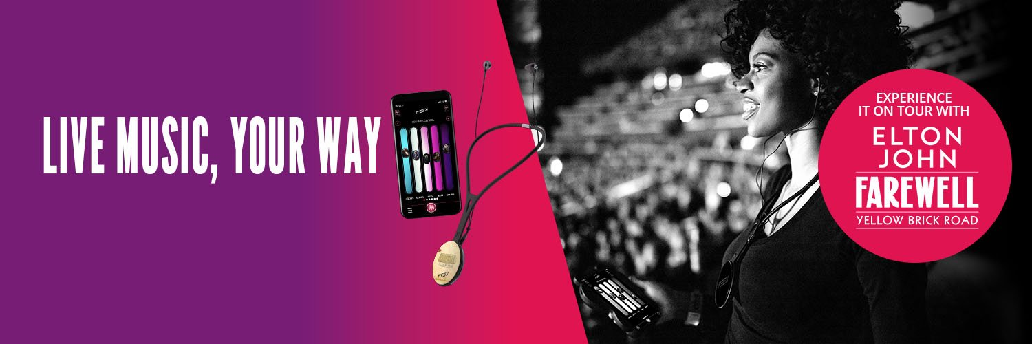 PEEX is an award-winning augmented audio reality experience, designed to enhance your live music enjoyment and get you closer to the artists you love.