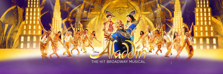 """Disney cancela apresentação de """"Aladdin"""" um dia após reestreia"""
