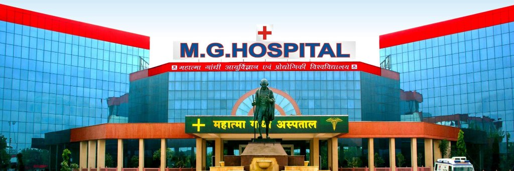 Mahatma Gandhi University of Medical Sciences and Technology's official Twitter account