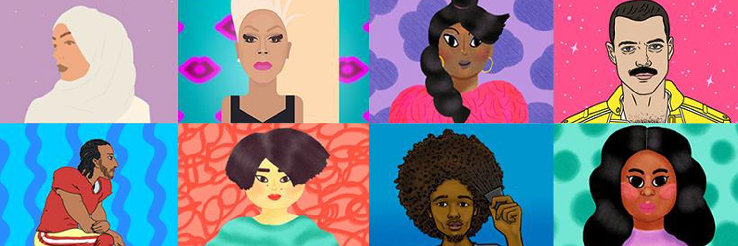 The best GIFs celebrating culture, identity, and diversity.