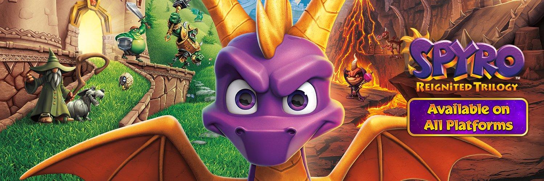 We challenged Australia's biggest Spyro fans to face the Spyro Superflame Hot Sauce Challenge. How long until the h… https://t.co/8eCn4UfBlU