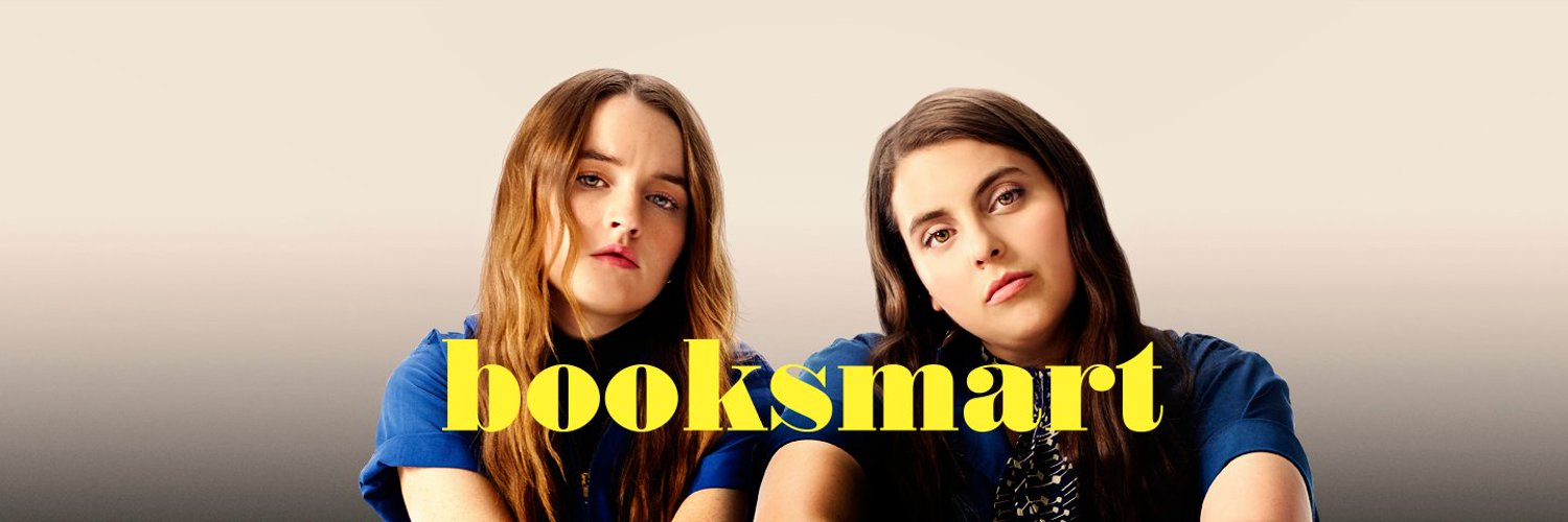 Getting Straight A's. Giving Zero F's. Directed by @oliviawilde #BooksmartMovie 📖 🧠👯♀️ is now available on Blu-ray & Digital👇