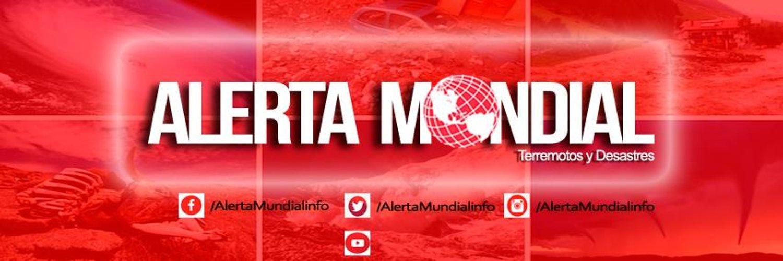 Alerta Mundial / Terremotos y Desastres (@AlertaMundial19) on Twitter banner 2018-02-21 04:30:43