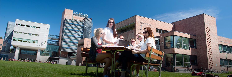 Universitetet i Agder's official Twitter account