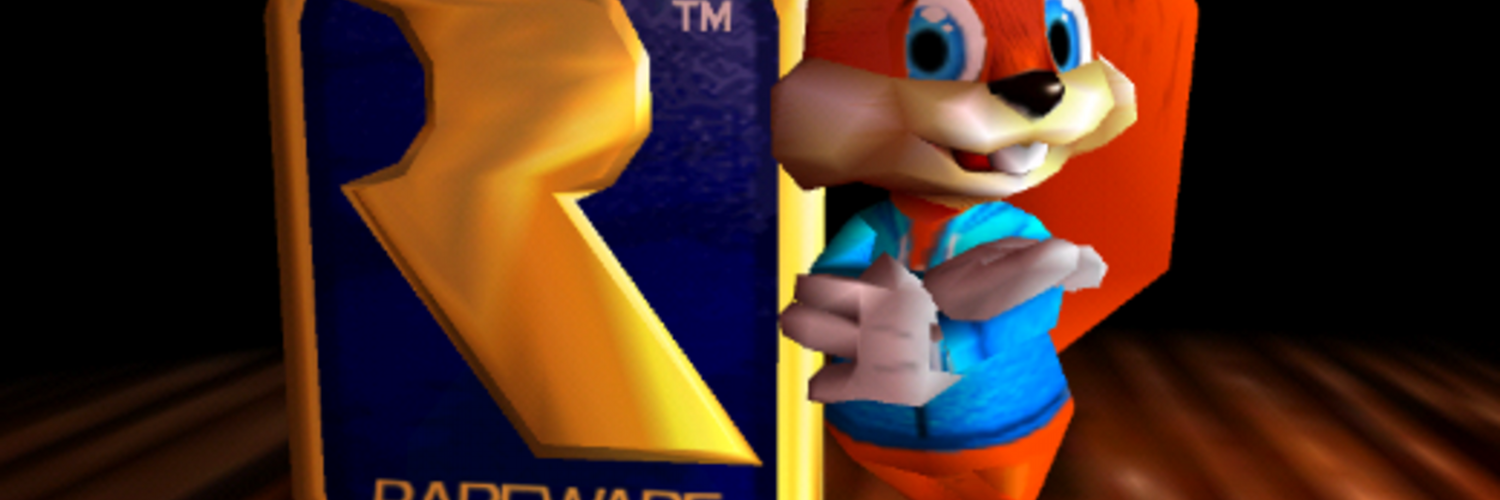Star of Conker's Bad Fur Day