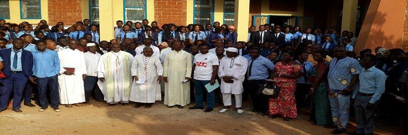 Université Catholique de l'Afrique de l'Ouest, Burkina Faso's official Twitter account