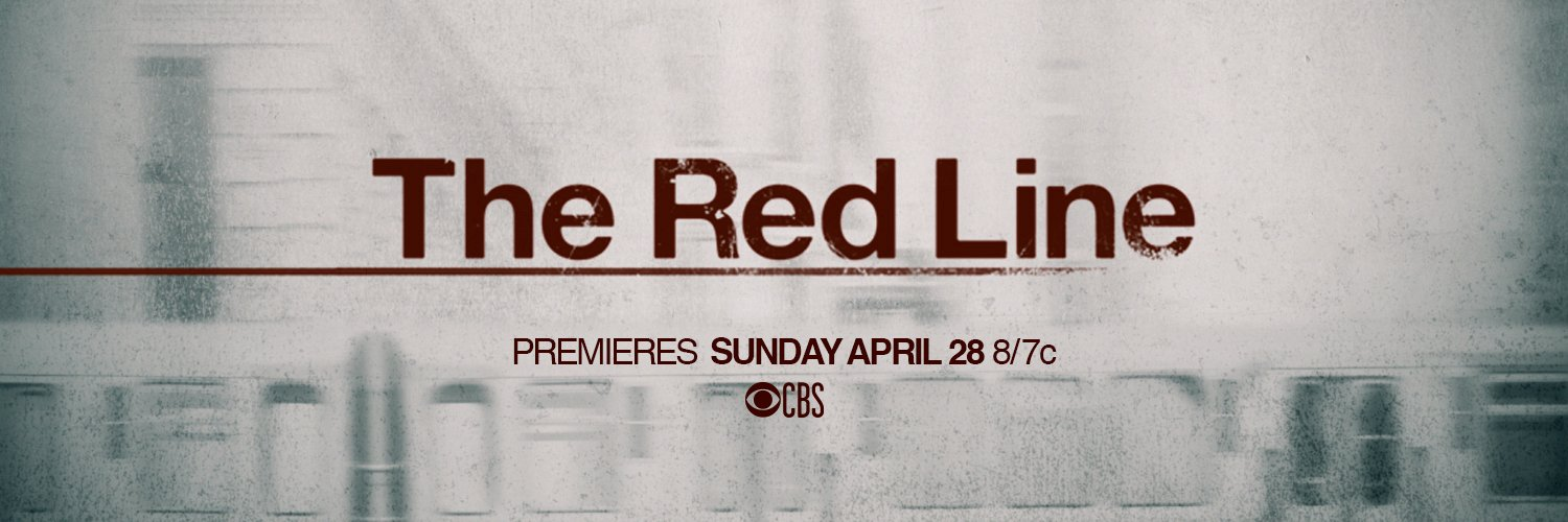 #TheRedLine premieres Sunday, April 28 on @CBS