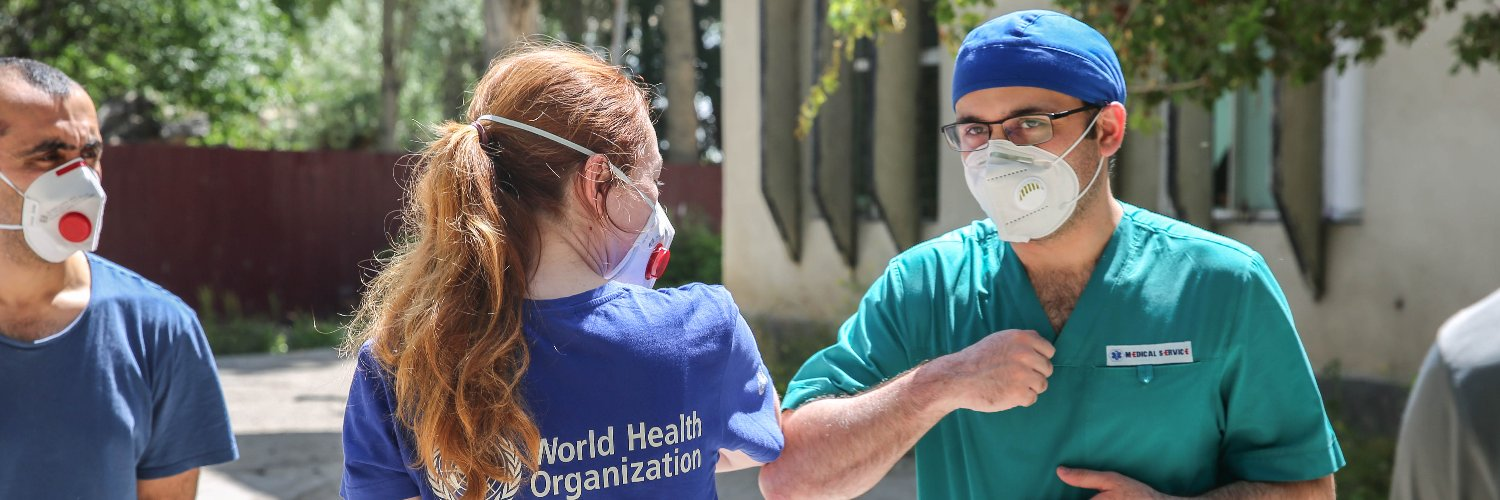 Regional Director @WHO_Europe. Passionate about improving health for all. Dad, husband, runner.