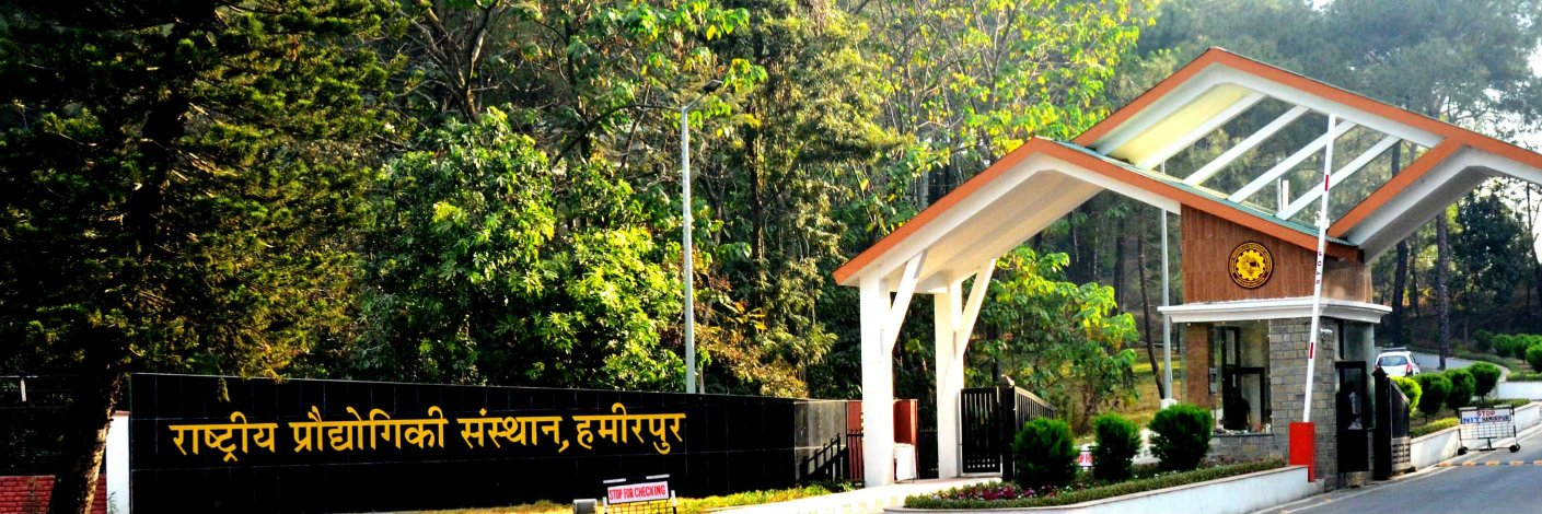 National Institute of Technology, Hamirpur's official Twitter account