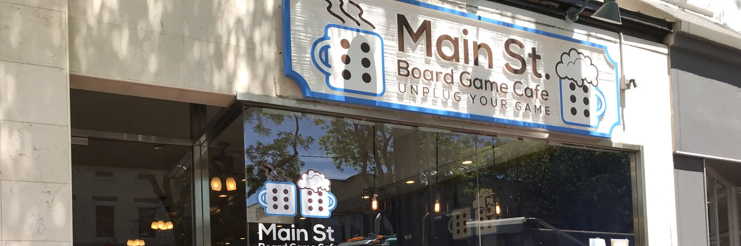 Something very special to announce! Stay tuned for a Facebook Live Monday 4/6 at 5 PM! #mainstboardgamecafe… https://t.co/QFFeLPgXsz