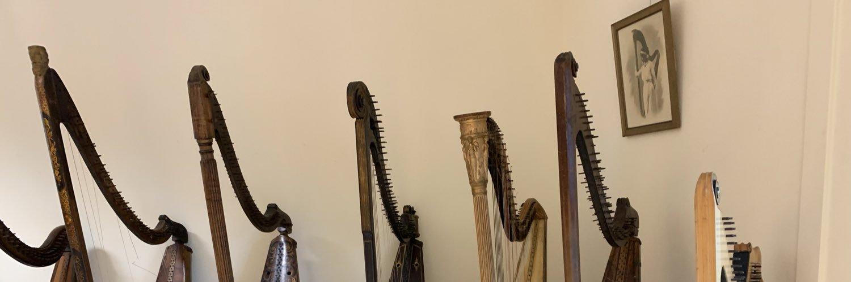 A hithau yn 'World Harp Day' be am Bach o John Thomas ar Gaeaf youtu.be/CQzG9zj2YHc