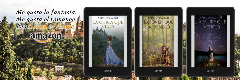 Trilogía A Kind of Magic, de S.S.G. Danvers - Cine de Escritor