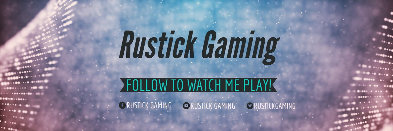 twitch.tv/rustick Welcome to the community! Let's hang out!