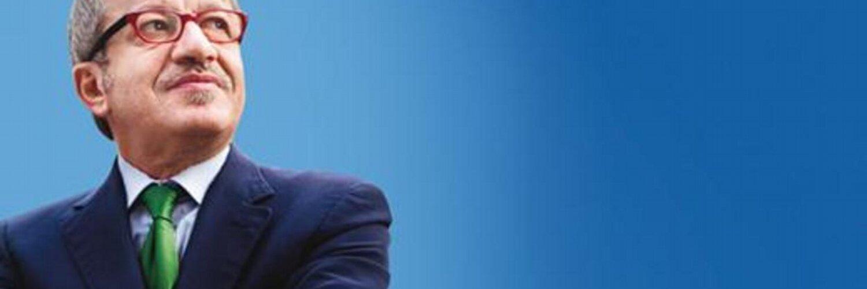 ROBERTO ERNESTO MARONI Consigliere - Candidato Presidente della Regione Lombardia