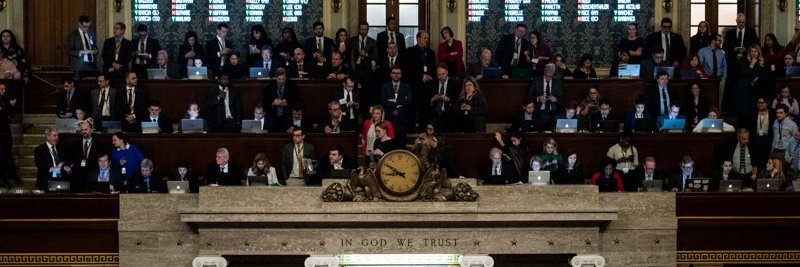 There will be more than 216 members in the chamber - speed out on floor and above in galleries. (Those were closed… https://t.co/XQy8LpSgS8