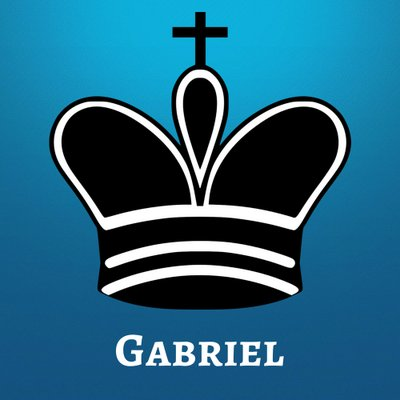 Chess with Gabriel (@ChesswGabriel) Twitter profile photo