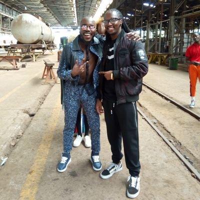 Choreographer oscar mwalo